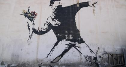 Sotheby's to accept bitcoin, Ethereum in historic Banksy auction