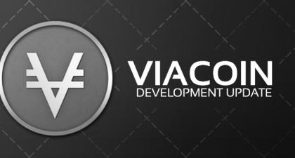 Viacoin Development Update — 10/2017
