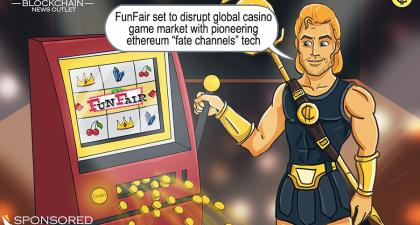FunFair Announces Token Creation Event on for World's Fastest Blockchain Casino Platform