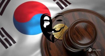 South Korea has Finally Stopped Anonymous Cryptocurrency Trading Today