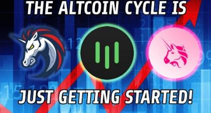 Altcoins Surge | Here's What You Need To Know • Blockcast.cc- News on Blockchain, DLT, Cryptocurrency