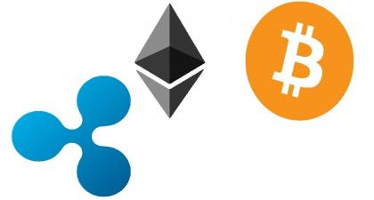 Bitcoin vs Ethereum vs Ripple: Comparing The Cryptos