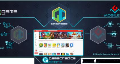 MobileGo Tokens to Help Fund Marketing and Branding of the Gamecredits' Mobile Store