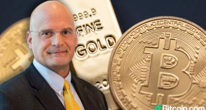 'Gold Is Clearly Being Replaced by Digital Gold'- Precious Metal Markets Spike, Strategist Mike McGlone Calls PM Action 'Meh' – Finance Bitcoin News