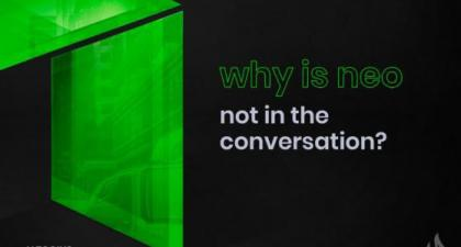 Why is NEO Not in the Conversation?