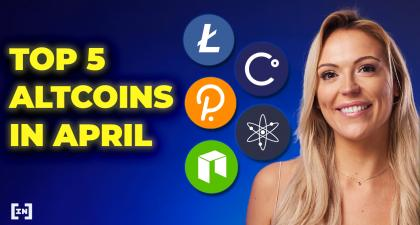 BIC's Crypto Video News Show: Top 5 Altcoins for April