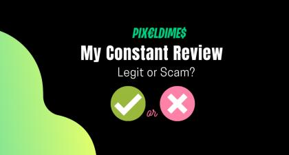 My Constant Review 2021 – Legit or Scam - Pixel Dimes