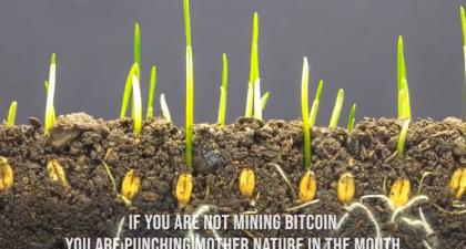News: Bitcoin mining is not green, miners versus programmers, gold is cleaner than bitcoin, exchanges collapse, how to forge an NFT – Attack of the 50 Foot Blockchain