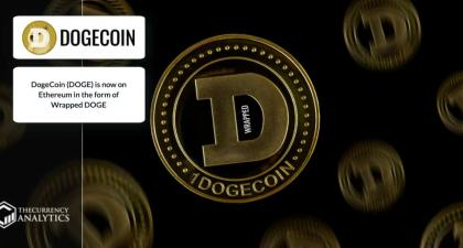 <bold>DogeCoin</bold> (DOGE) is now on Ethereum in the form of Wrapped DOGE