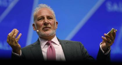 Gold Bull Peter Schiff Hits Out at 'Ponzi Scheme' Bitcoin