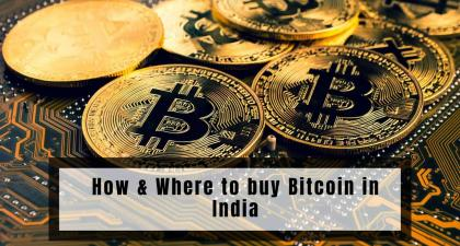 How & Where to buy Bitcoin in India 2021 - Best India Products