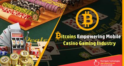 How Bitcoin Helps Casino Business & Online Gaming Industry?