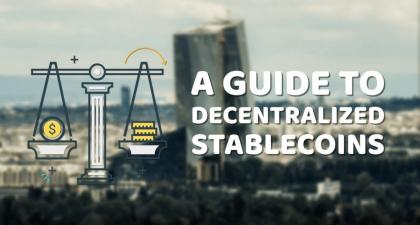 A Comprehensive Guide to Decentralized Stablecoins