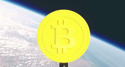ICYMI, Bitcoins Were Successfully Sent to Space