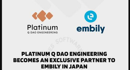 Platinum Q DAO Engineering becomes an exclusive partner to Embily in Japan