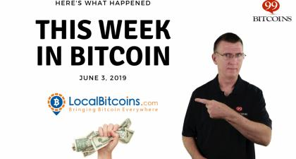 Bitcoin News Summary – June 3, 2019