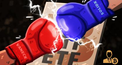 SolidX Sues VanEck Over <bold>Bitcoin</bold> <bold>ETF</bold> Plagiarism