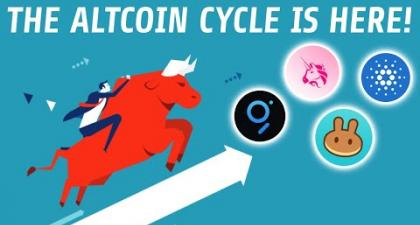 The Altcoin Cycle Is Here | It's Time To Pay Attention • Blockcast.cc- News on Blockchain, DLT, Cryptocurrency