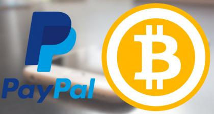 PayPal merchants can now accept bitcoin
