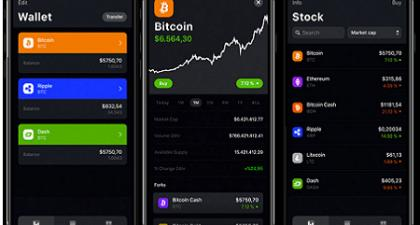 Latest Cryptocurrency News Android Mobile App