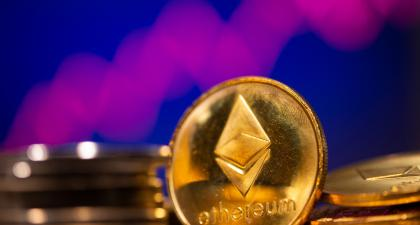 Bitcoin rival Ethereum tops $4,000 for the first time