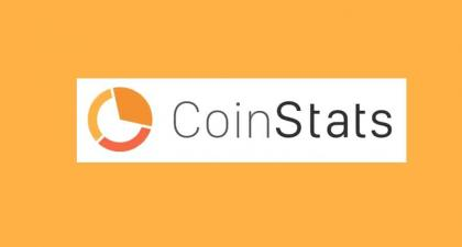 CoinStats Raises $1.2 million Pre-seed Round of Funding