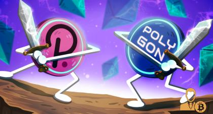 Matic Network (MATIC) Rebrands to Polygon to Tackle Ethereum Rivals