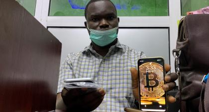 Bitcoin draws millions of workers sending their money abroad — Quartz Africa