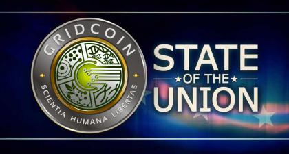 Gridcoin - State of the Union and Network Updates