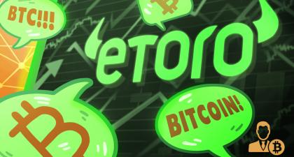 eToro Crypto <bold>Exchange</bold> Overwhelmed by Insatiable <bold>Bitcoin</bold> Demands