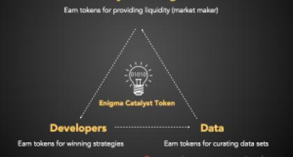 Enigma Catalyst Project and ICO Evaluation