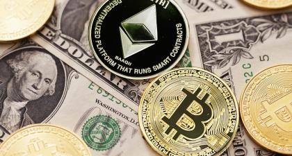 Bitcoin and Ethereum cryptocurrency already exceed $ 1 trillion in capitalization – Latest News, Breaking News, Top News Headlines