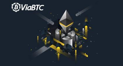 ViaBTC launches Ethereum (ETH) mining pool