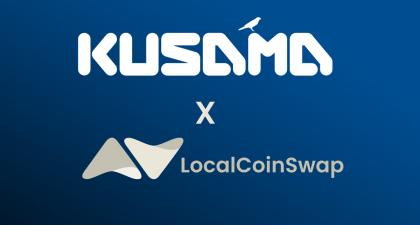 LocalCoinSwap builds on Kusama