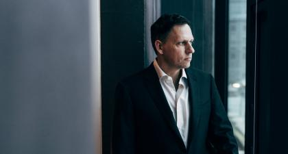 Peter Thiel Is a Bitcoin Believer: DealBook Briefing