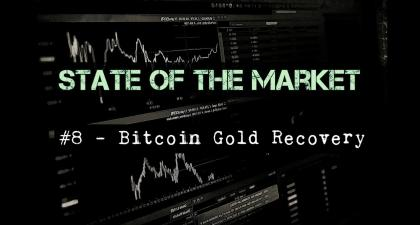 State of the Market - #8 Bitcoin Gold Recovery