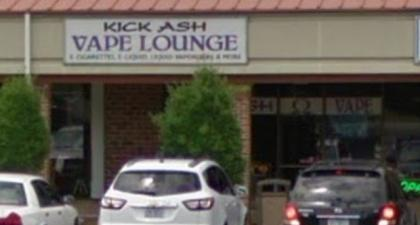 Bitcoin ATM in Rocky Mount - Kick Ash Vape Lounge
