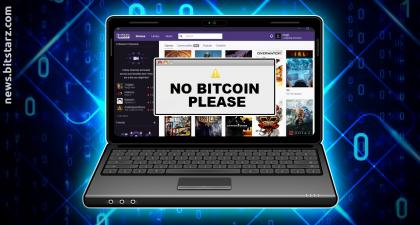 Twitch Shocks Users, Removes Bitcoin Payment Option