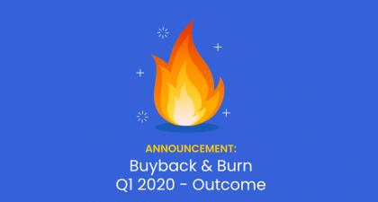 2nd Buyback and Burn Outcome