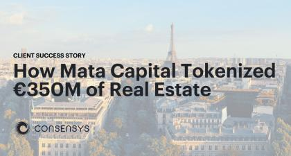 How €350M Worth of Real Estate Was Tokenized on Ethereum