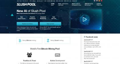 Slush Pool Review – First Bitcoin Mining Pool