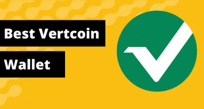 The Best Vertcoin Wallet on the Market in 2021