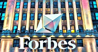 50% Of Forbes Billion Dollar Firms Use The Ethereum Blockchain
