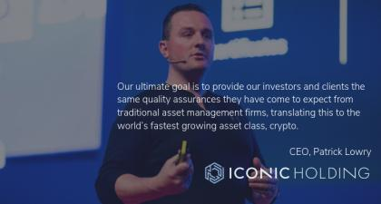 Iconiq Lab rebrands as Iconic Holding