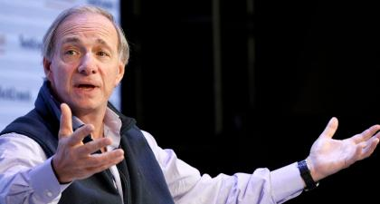 Bitcoin Is like Digital Cash, Says Ray Dalio