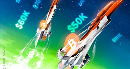 Bitcoin hits $50,000, a new historic milestone for BTC price