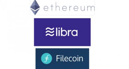 Ethereum, Libra & Filecoin Testnets