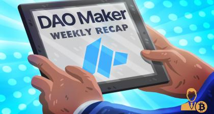 DAO Weekly Recap Sunday March 28th