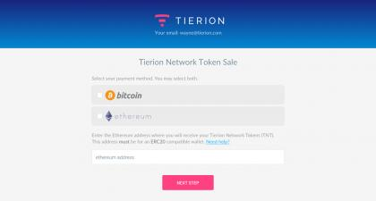 Making Token Sales Great Again: Introducing the Tierion Token Sale
