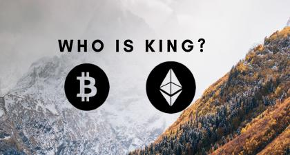 Bitcoin vs Ethereum: What is the top cryptocurrency?